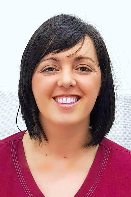 Equipo médico clínica dental COED Dra. Monica Arranz